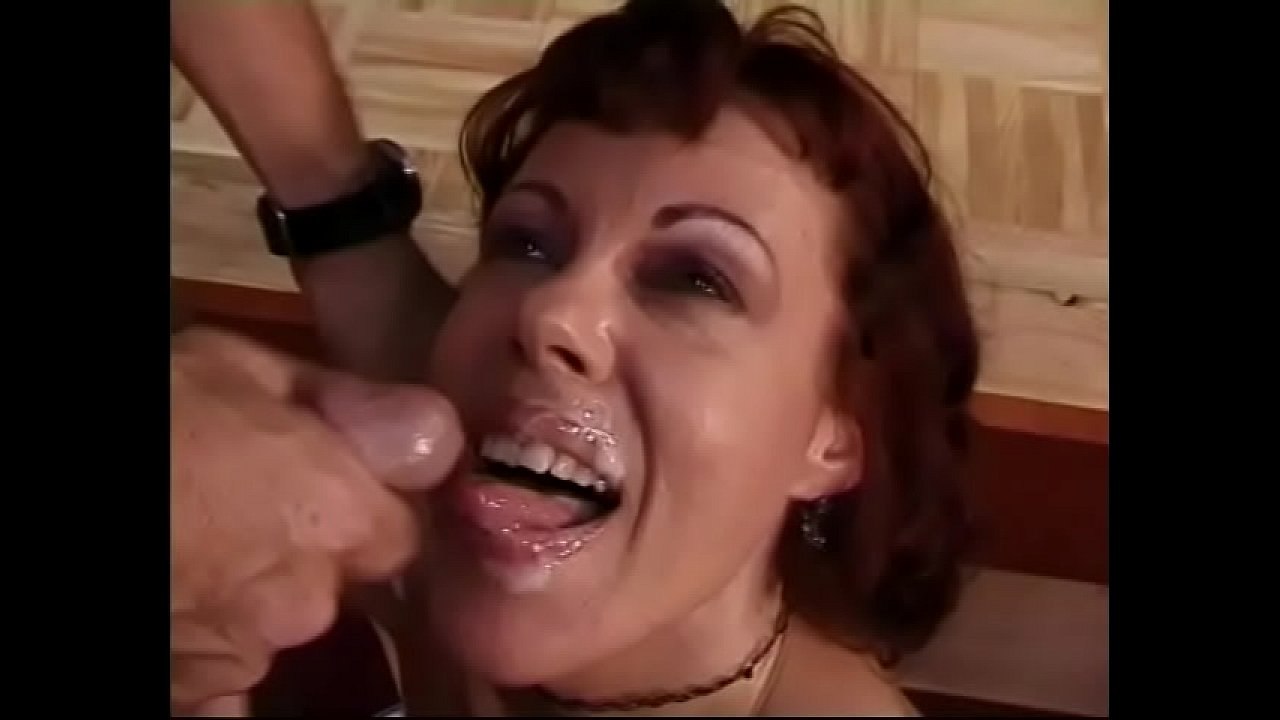 Thick mature brunette fucked good