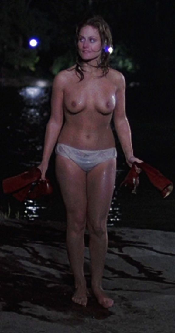 Topless beverly d angelo